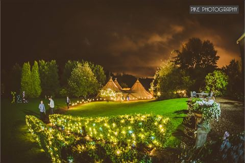 Lodge Farm House Country Wedding Venue
