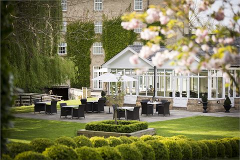 Quy Mill Hotel & Spa Cambridge