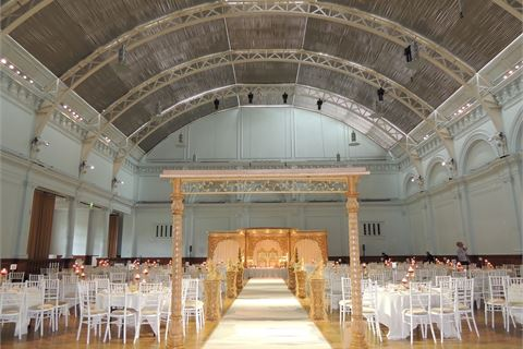 Royal Horticultural Halls Lindley Hall