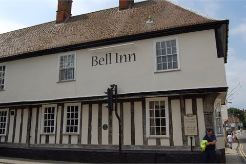 The Bell Hotel Thetford