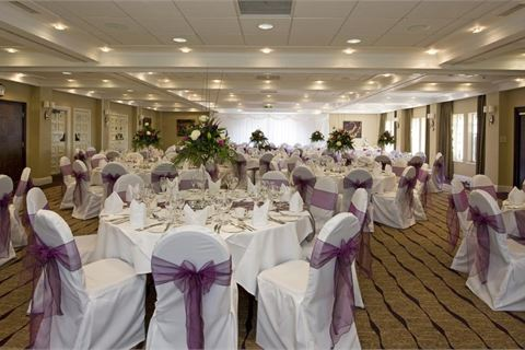 The Fairfield Suite at Holiday Inn Birmingham-Bromsgrove