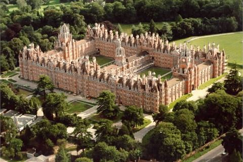 The Founders Building - Royal Holloway