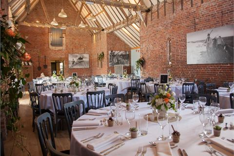 The Granary Wedding Barn