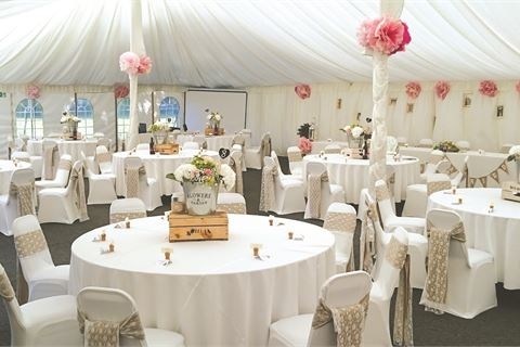 The Marquee at Stockwood Park