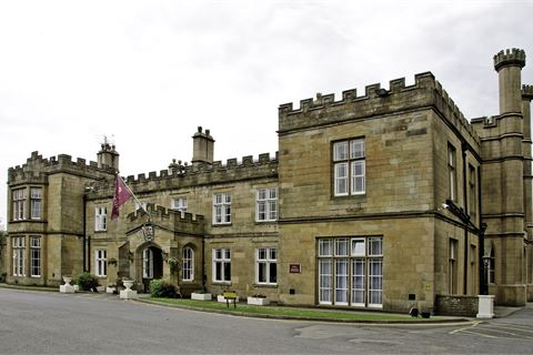 The Mercure Blackburn Dunkenhalgh Hotel & Spa