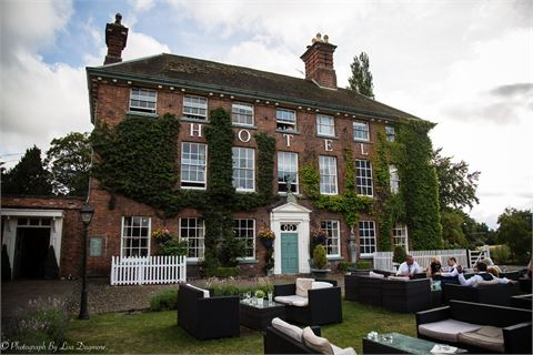The Mytton & Mermaid Hotel