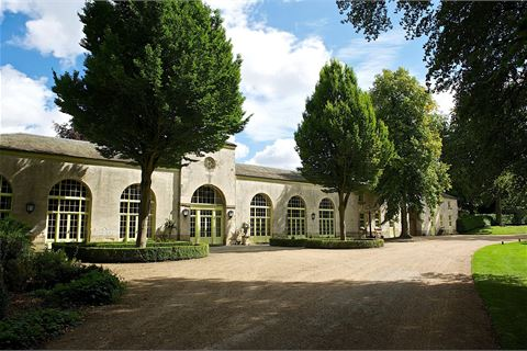 The Orangery at Settrington