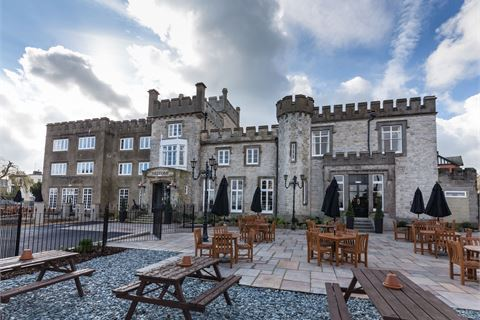 The Ryde Castle Hotel