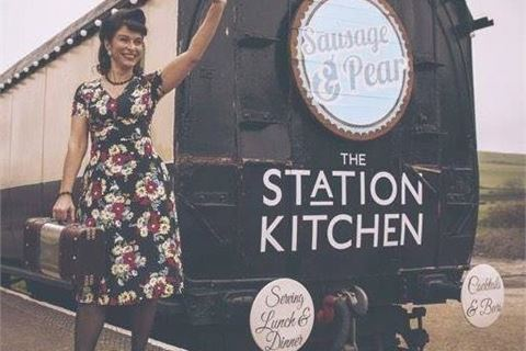 The Station Kitchen by Sausage & Pear