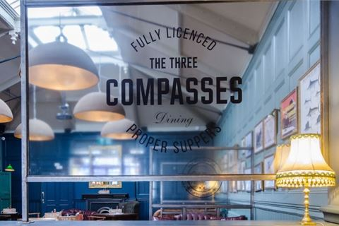 The Three Compasses