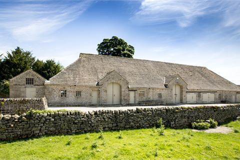 The Tithe Barn at Bolton Abbey