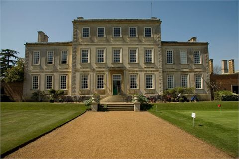 Harrowden Hall