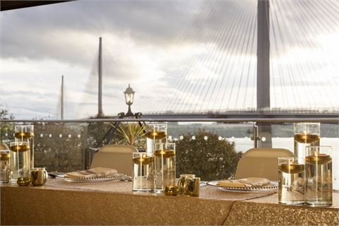 The DoubleTree by Hilton Edinburgh - Queensferry Crossing