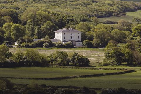 Stouthall Country Mansion by Carreg Adventure